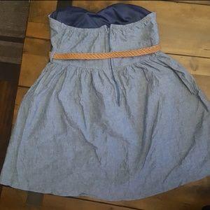 Poetry Dresses - Adorable Denim Baby Doll Dress
